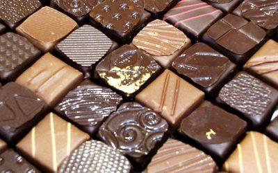 Vente de chocolats